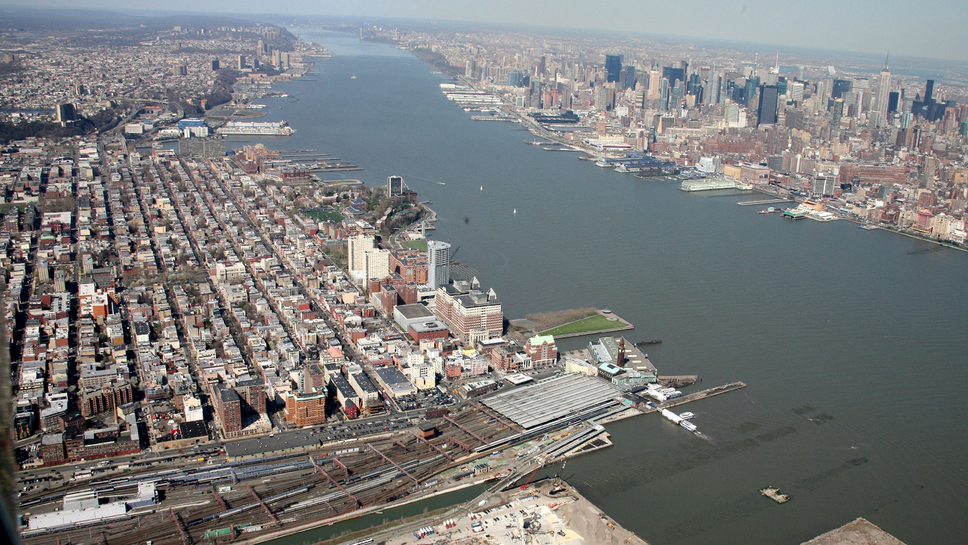 All About Downtown Jersey City