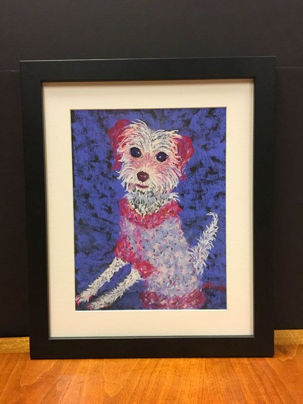 Forever Loved Roxy the Dog by Marissa Picardo