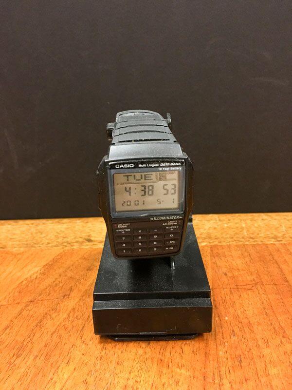 Casio calculator Watch circa 1980s just loved that watch !!